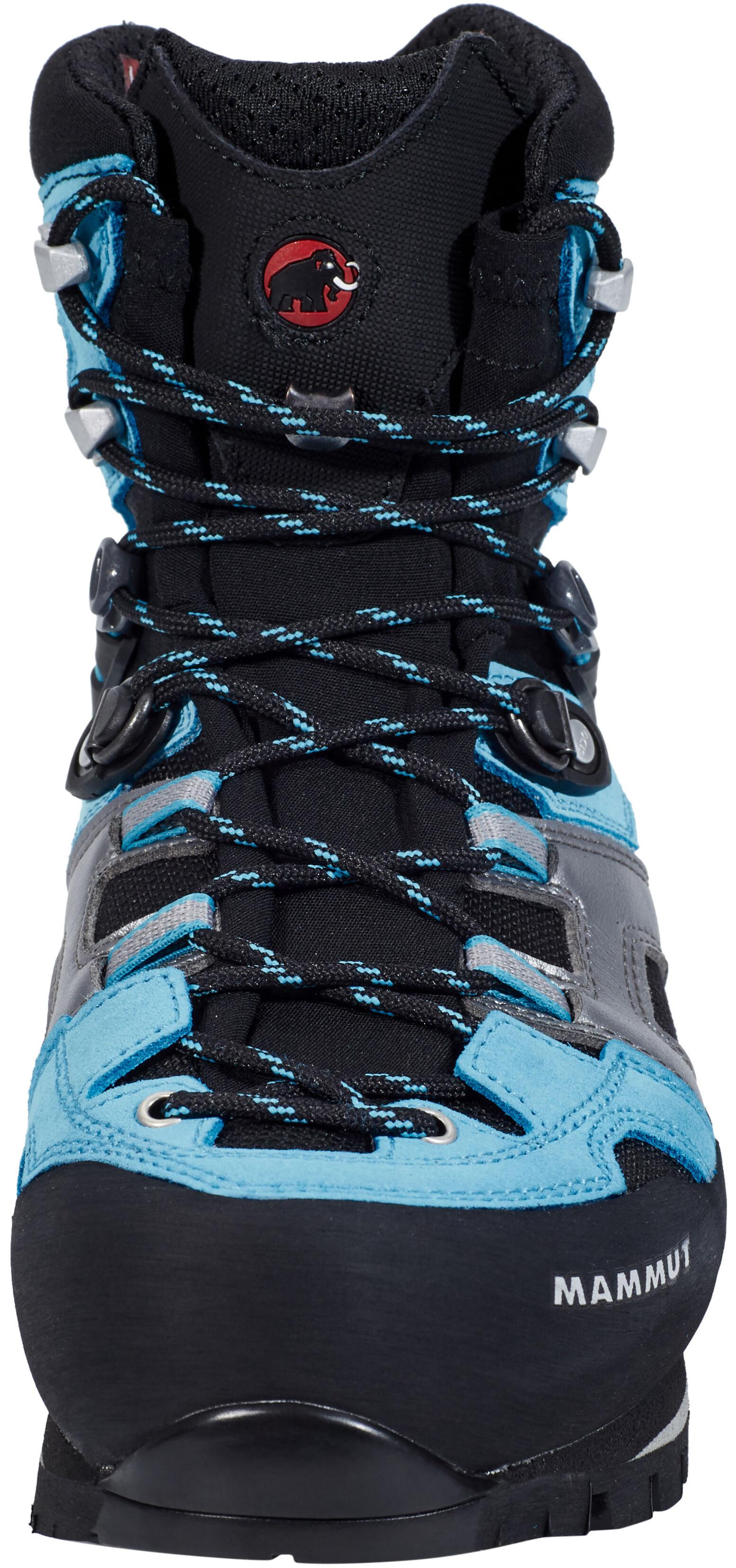 Mammut Magic High GTX Scarpe Donna blu su Addnature c7eeb68e5e0